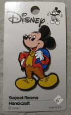 Disney Micky Maus Brosche Anstecknadel NEU (A6.2)