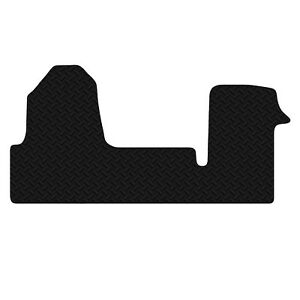 Renault Master 2010 - Onwards Fully Tailored Rubber Van Floor Mat 1 Piece Set