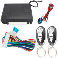 Car Universal Remote Control Central Door Lock Locking Keyless Entry System AT03