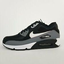 Nike Air Max 90 Essential Black White Cool Grey AJ1285-018 New Mens Shoes No Lid