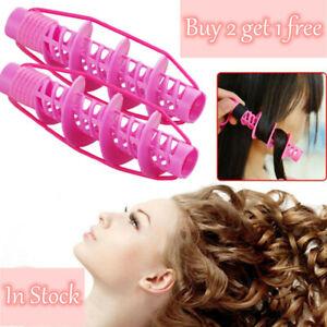 Curlers Big Wave Curls Rollers Spiral Curler Curler Stick Hair Curler