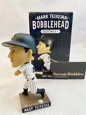 Mark Teixeira 2014 New York Yankees SGA Bobblehead Bobble NIB NY Yankees