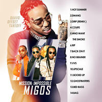 BIG MIKE - MIGOS: MISSION IMPOSSIBLE (MIX CD)