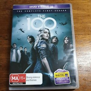 The 100 the Complete First Season 1 DVD R4 LIKE NEW FREE POST