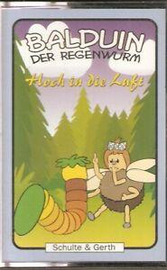 MC Balduin - Der Regenwurm: Hoch in die Luft; Schulte & Gerth