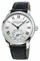 Frederique Constant Black Analogue Men Watch Horological Smartwatch FC-285MC5B6