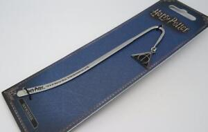 New Official Warner Brothers Harry Potter Deathly Hallows Bookmark