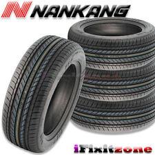 4 Nankang NS-20 245/45R17 95H SL All Season Performance Tires 245/45/17 NEW