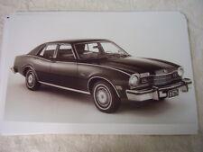 1975 MERCURY COMET    BIG  11 X 17  PHOTO   PICTURE