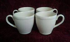 Wedgwood WINDSOR Demitasse/Espresso Cups - Set of 4 - FREE SHIPPING
