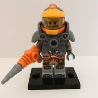Genuine Lego Minifigures Series 12 Space Miner Brand New  71007