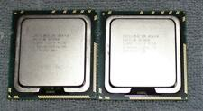 2 Matched Xeon X5690 CPUs, SLBVX, 6 Core, 3.46GHz