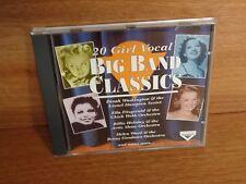 Jazz Compilation : 20 Girl Vocal Big Band Classics : CD Album : 1995 : CDCD 1273