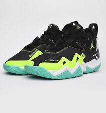 Jordan Westbrook One Take Men Basketball Shoes New Black Volt CJ0780-003