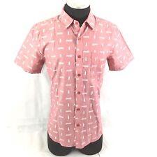 Men's Coca Cola Short Sleeve Shirt L