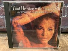 How Could An Angel Break My Heart by Toni Braxton w/ Kenny G (CD, PROMO Single)