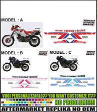kit adesivi stickers compatibili xt 660 z tenere 1992