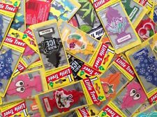 Wholesale Lot! Mix Of 100 Units of Little Trees Hanging Car & Home Air Freshener