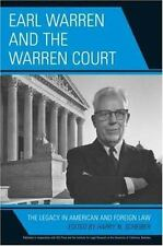Earl Warren and the Warren Court : The Legacy in American and Foreign Law...