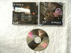 40857 DJ Vitamin D Denver Live [NEW] CD ()