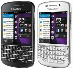"BlackBerry Q10 3.1"" 4G LTE Dual-core CPU 2GB RAM 16GB ROM 8MP cell Phone"