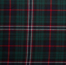 Ingles Buchan Scottish Wedding Tartan Handfasting Wool Ribbon Scottish National