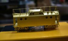 Lot 8-161 * HO Scale Sunset Models Brass PRR Caboose, Appears complete w/box