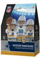NFL Dallas Cowboys Mystery Blind Box OYO Mini Figure NEW - Ages 6+ FREE SHIP