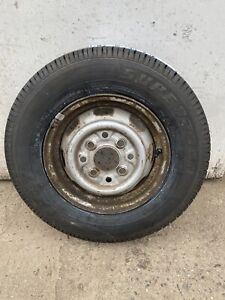 "Daihatsu HiJet Van Pick Up Piaggio Porter - 12"" Wheel with NEW Tyre  155R12C 8PR"