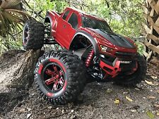 Traxxas 1/5 Xmaxx Pro-line Ford F-150 Raptor Custom Built Body Shell Only X-MAXX
