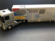 Eligor - Renault Sportive - Transporter - 1:43