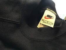 Vintage NIKE Embroidered Logo Pullover Blue Color Sweatshirt. Size M Made In USA