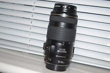 Canon EF 70-300mm f/4-5.6 IS USM DSLR Camera lens Image Stabilizer Ultrasonic