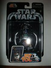 Rare Star Wars Star Tours Disney 3T-RNE figure moc carded