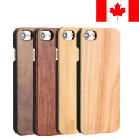 REAL WOOD SLIM CASE COVER FOR APPLE IPHONE 6 PLUS & IPHONE 6S PLUS