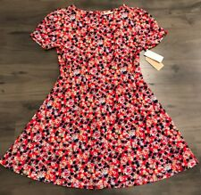 NWT Copper Key Woman's Dress Floral Size XL Extra Large