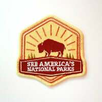 Official NPS Souvenir Patch See America's National Parks Junior Ranger Halloween