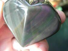 rainbow obsidian polished free form RB25