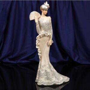 Juliana Art Deco Bolero Collection Lady Figurine / Ornament.New.60477