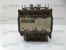SQUARE D 8910DPA14 CONTACTOR *USED*