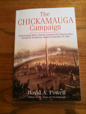 Chickamauga Campaign - Barren Victory: The Retreat into Chattanooga, the Confede