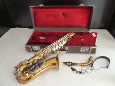 King Zephyr Alto Saxophone 385082