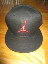 Nike MICHAEL JORDAN No. 23 CHICAGO BULLS (Adjustable Snap Back) Cap BLACK