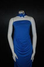 Silky Micro Modal  4 ways Spandex Jersey  Premium Knit Fabric Eco-Friendly Azul