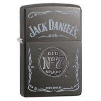 ZIPPO  JACK DANIELS  OLD NO.7 Brand   Grey Dusk  NEU  LP 59,95 €