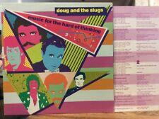 """Doug And The Slugs – Music For The Hard Of Thinking NM RCA VINYL 12"""" LP"""