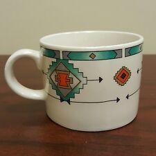 1995 Majesticware Genuine Stoneware Cortez Aztec Mug By Sukura Ipkin