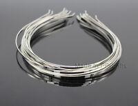 3 4 5 6 7 MM DIY Metal Hairband,Women/Baby DIY Hair headband Accessories 50pcs