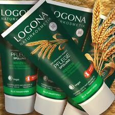 Logona Pflegespülung Weizenprotein 200ml Conditioner Naturkosmetik bio vegan
