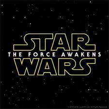 John Williams - Star Wars: The Force Awakens (Original Motion Picture S (NEW CD)